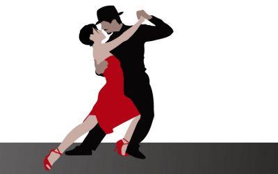 Tango für Text. (1/6)